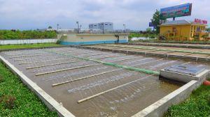 汉滨区五里镇污水处理厂项目