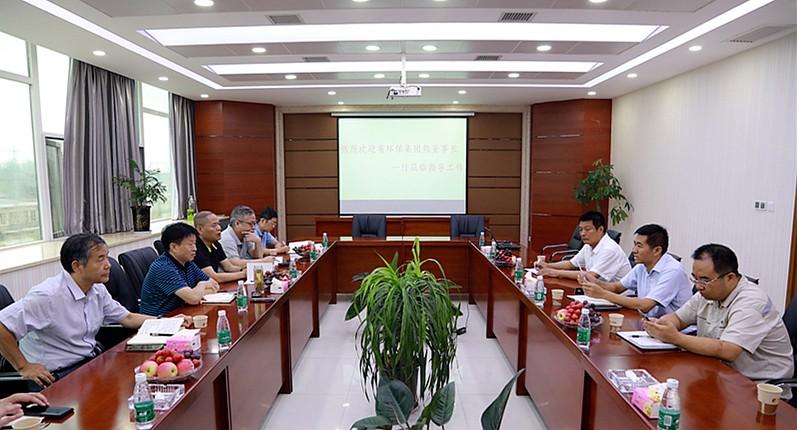 熊良虎赴东方纸业集团考察调研