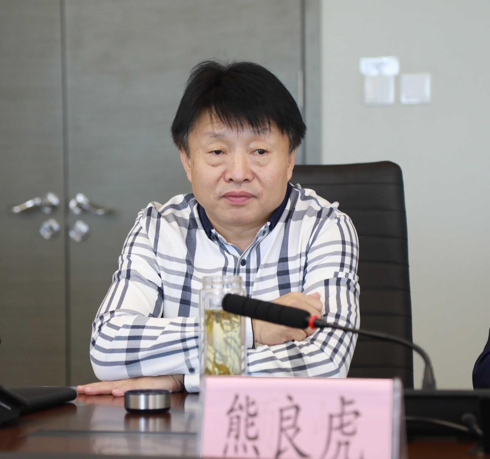 江苏省生态乐天堂娱乐在线厅厅长王天琦到陕西环保集团调研座谈