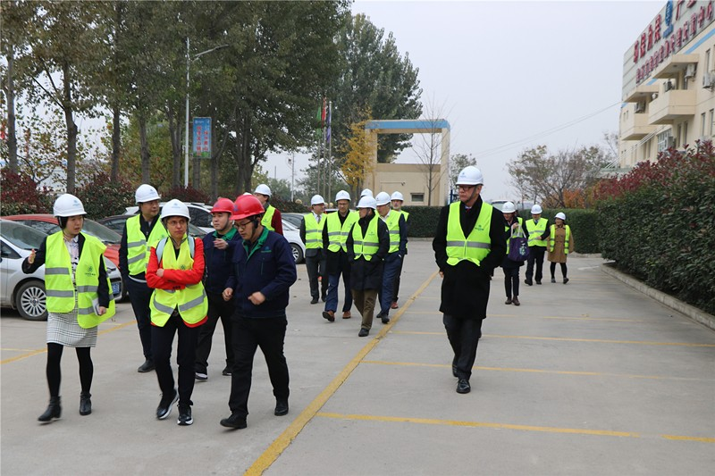 陕西省—比利时环保企业对接会召开|陕西环保集团作主旨推介