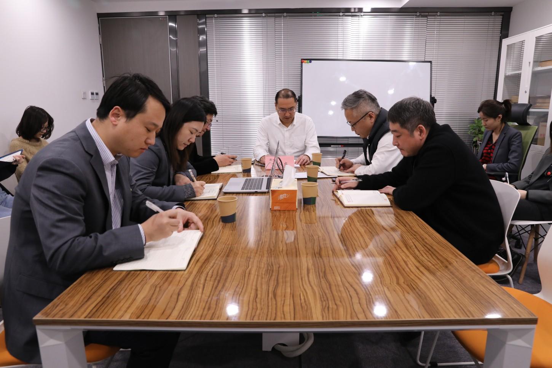 陕西环保集团领导赴投资公司宣讲党的十九届四中全会精神